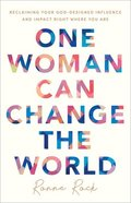 One Woman Can Change the World eBook