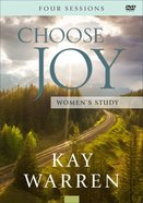 Choose Joy Women's Study: 4 Sessions (Dvd) DVD