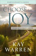 Choose Joy Women's Study Guide eBook