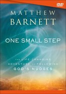 One Small Step: The Life-Changing Adventure of Following God's Nudges (6 Sessions) (Dvd) DVD