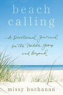 Beach Calling: A Devotional Journal For the Middle Years and Beyond Spiral