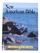 Nab St Joseph Study Bible Personal Size Paperback