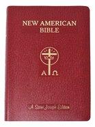 Nab Saint Joseph Giant Print Bible Imitation Leather