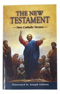 New Catholic Version New Testament Pocket Size Paperback