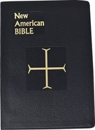 Nab St. Joseph Gift Bible, the Large Black Imitation Leather