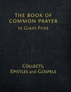 Book of Common Prayer (Volume 2) Black (Giant Print) Hardback