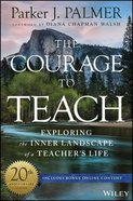 The Courage to Teach Guide For Reflection and Renewal Paperback