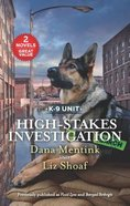 High-Stakes Investigation: Flood Zone / Betrayed Birthright (2in1 Love Inspired Suspence Series)