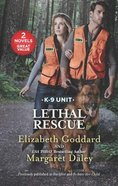 Lethal Rescue: Backfire/To Save Her Child (2 Books in 1) (Love Inspired Suspense Series) Mass Market