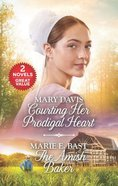 Courting Her Prodigal Heart/Amish Baker (2 Books in 1) (Love Inspired Series) Mass Market