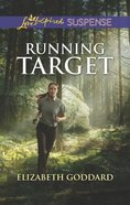 Running Target (Coldwater Bay Intrigue) (Love Inspired Suspense Series) Mass Market