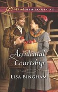 Accidental Courtship (The Bachelors of Aspen Valley) (Love Inspired Series Historical) Mass Market