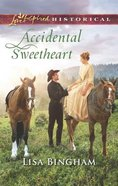 Accidental Sweetheart (The Bachelors of Aspen Valley) (Love Inspired Series Historical) Mass Market