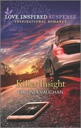 Killer Insight (Covert Operatives) (Love Inspired Suspense Series) Mass Market