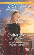 Shelter From the Storm (North Country Amish Novel) (Love Inspired Series) Mass Market