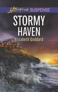 Stormy Haven (Coldwater Bay Intrigue) (Love Inspired Suspense Series) Mass Market