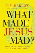 What Made Jesus Mad?: Rediscover the Blunt, Sarcastic, Passionate Savior of the Bible Paperback