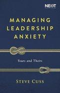 Managing Leadership Anxiety eBook