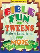 Bible Fun For Tweens Paperback