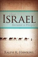How Israel Became a People Paperback
