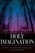 Holy Imagination: A Literary and Theological Introduction to the Whole Bible Paperback