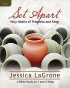Set Apart - Women's Bible Study (Dvd) DVD
