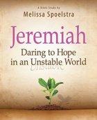 Jeremiah (Women's Participant Book) Paperback