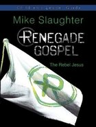 Renegade Gospel (Children's Leader Guide) Paperback