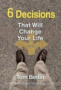 6 Decisions That Will Change Your Life (Dvd) DVD