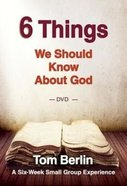 6 Things We Should Know About God (Dvd) DVD
