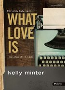 What Love is (Dvd Leader Kit) DVD
