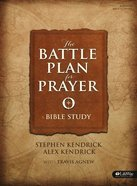 Battle Plan For Prayer ( Leader Kit) Pack