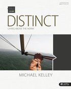 Distinct Living Above the Norm (Leader Kit) (Bible Studies For Life Series) Pack