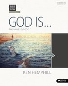 God Is... : The Names of God (Bible Study Kit) (Bible Studies For Life Series) Pack