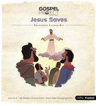 Jesus Saves (Preschool Leader Kit) (#09 in The Gospel Project For Kids Series) Pack