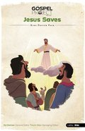 Jesus Saves (Kids Poster Pack) (#09 in The Gospel Project For Kids Series) Poster