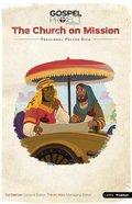 The Church on Mission (Preschool Poster Pack) (#10 in The Gospel Project For Kids Series) Pack