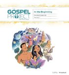 In the Beginning (Preschool Leader Kit) (#01 in The Gospel Project For Kids Series) Pack