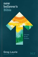 NLT New Believer's Bible: First Steps For New Christians Hardback