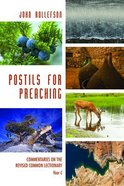 Postils For Preaching: Commentaries on the Revised Lectionary, Year C Paperback