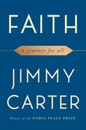 Faith: A Journey For All Hardback