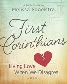 First Corinthians Women's Bible Study (Dvd) DVD