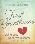 First Corinthians Women's Bible Study (Leader Kit) Pack