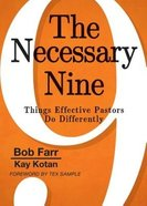 The Necessary Nine Paperback