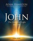John (Large Print) Paperback