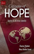 Citizens of Hope (Group Member Book) Paperback