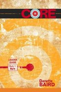 Core Study 1 (Leader Guide) Paperback