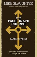 The Passionate Church Paperback