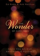 The Wonder of Christmas Paperback