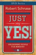 Just Say Yes! (Dvd) DVD